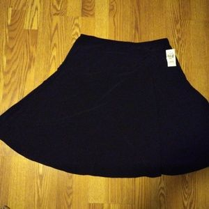 NWT!. Worthington Mini Flare Skirt